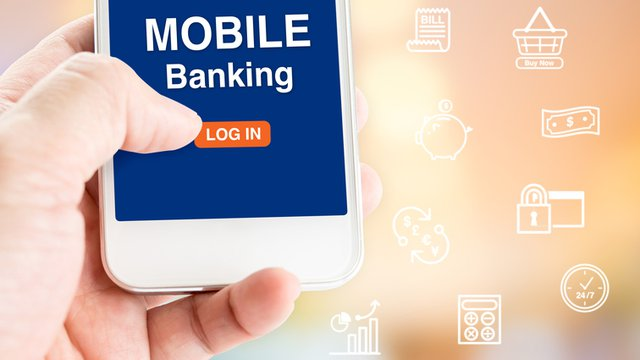 Mobile Banking co the thuc hien duoc nhung giao dich nao